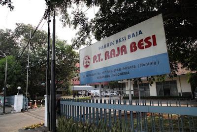 Lowongan Kerja Jobs : Satpam/Security, Pengawas Insfrastruktur, Quality Control Min SMA SMK D3 S1 PT Raja Besi Membutuhkan Tenaga Baru Seluruh Indonesia