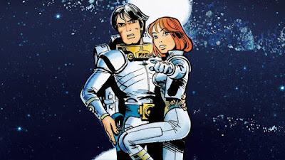 Valérian y Laureline, las versiones de los cómics.