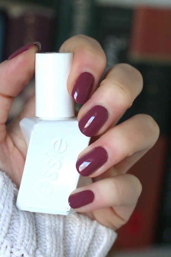 Essie Gel Couture Top Coat Review Wear Test Essie Envy