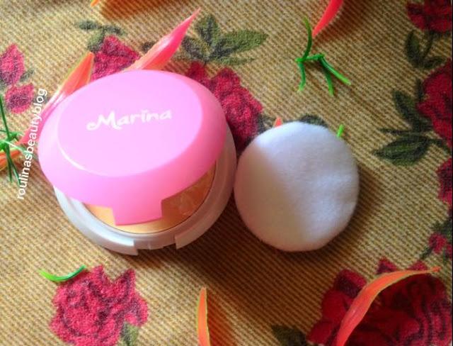 Marina UV Protection compact Powder