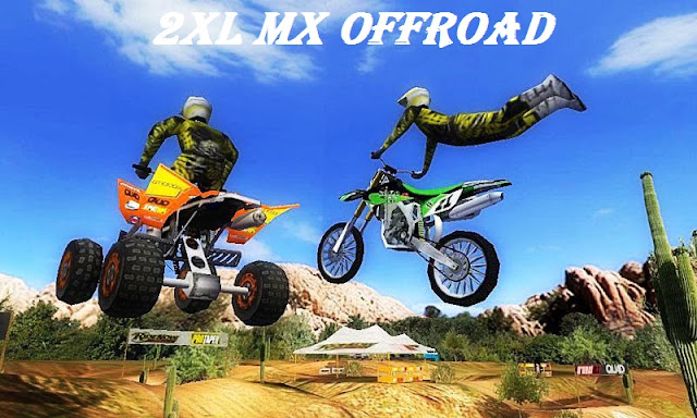 Download 2XL MX Offroad Apk Mod Unlocked Game