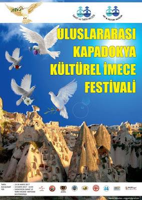 Kapadokya Kültürel İmece Festivali