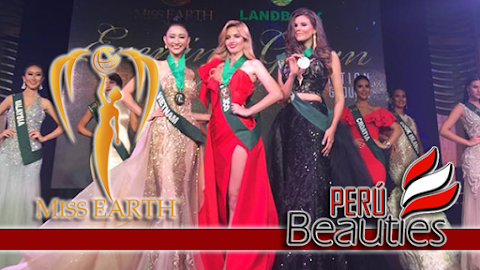 Miss Earth 2017 | Long Gown Competition Group 3