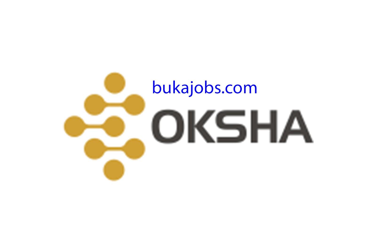 Lowongan Kerja PT. Oksha Teknologi Indonesia