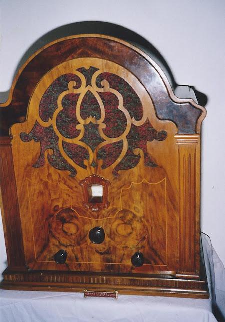 Radio a cupola Allocchio Bacchini