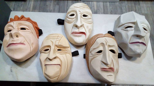 expressive mask, full mask, larvaires, larval, larvarias, lecoq, máscara neutra, máscaras, mascaras expresivas, mascaras pedagogicas, mask maker, maske, masques expressifs, neutral mask, neutre, theatrical mask
