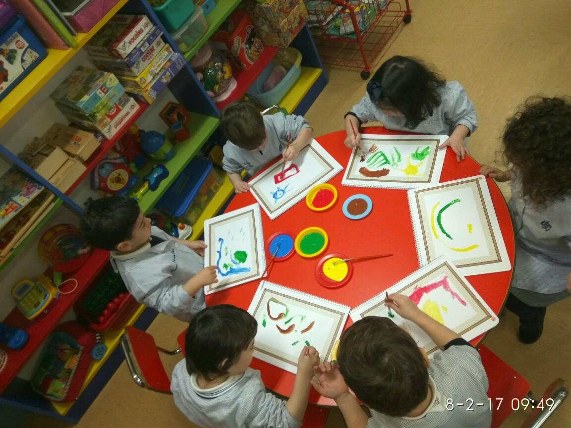 Agustinas Valladolid - 2017 - Infantil 1 - Artistas 4