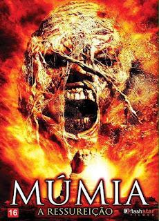 Mumia: A Ressurreição – Dublado (2014)