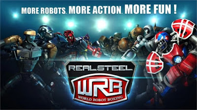 Download Real Steel World Robot Boxing Apk v22.22.554 Mod (Free Shopping) Terbaru 2016