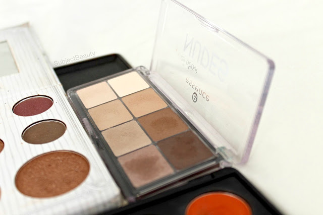 Essence All About The Nudes Eyeshadow Palette