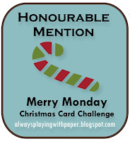 http://alwaysplayingwithpaper.blogspot.com/2013/12/merry-monday-winners.html
