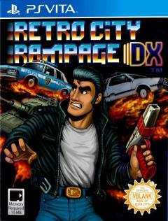 Retro City Rampage [PSVita][USA][HENkaku][Mega] - Games Ps