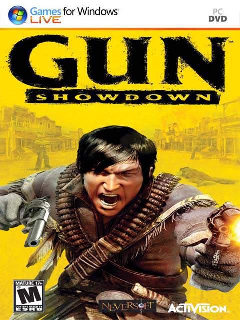 تحميل لعبة Gun مضغوطة برابط واحد مباشر كاملة مجانا