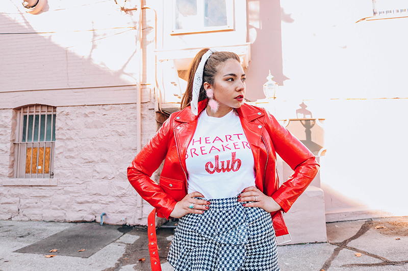 heartbreakers club tee, valentine's graphic tee, graphic tshirt
