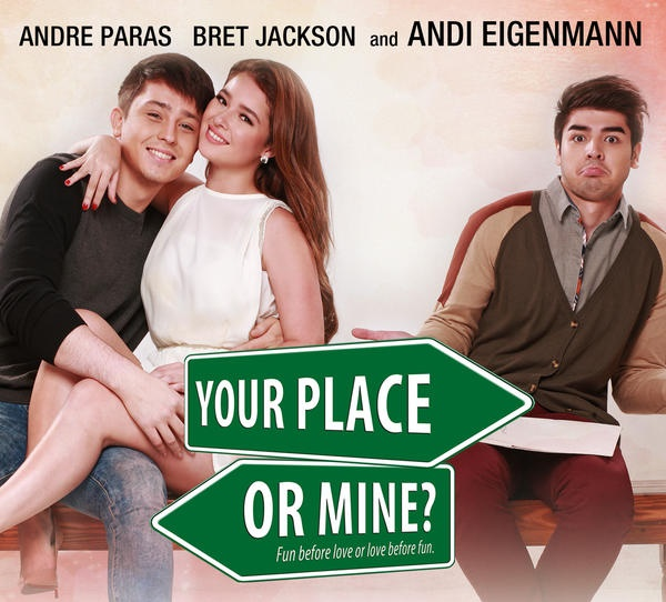 Your Place or Mine (2015)