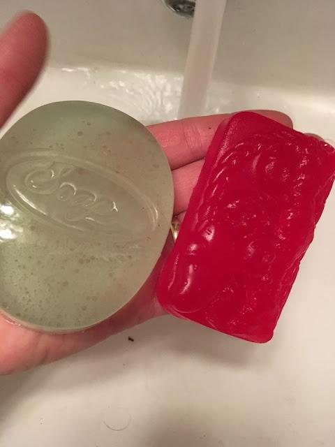DIY Hyytelösaippua -ainekset löytyy lähikaupasta!