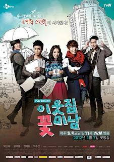 drama korea flower boy next door 200mb