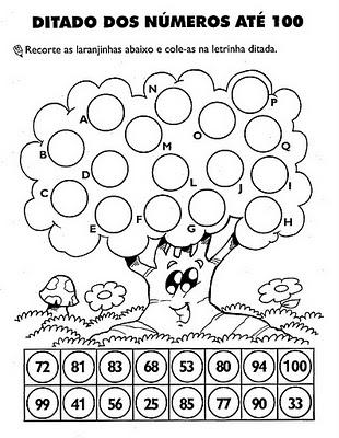 Educacao Especial Em Destaque Atividades De Matematica