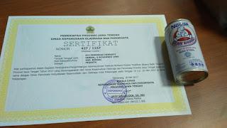 Sayonara Klaster Pelatihan Batik Pekalongan
