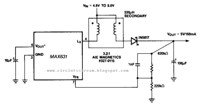 Build a Long Line Ir Drop Voltage Recovery Circuit Diagram | Electronic Circuit Diagrams