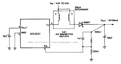Build a Long Line Ir Drop Voltage Recovery Circuit Diagram