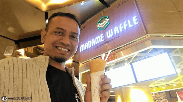 Madame Waffle, Sky Avenue, Genting Highlands,