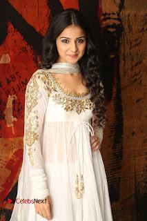 Telugu Actress Mahima Makwana Stills in White Desginer Dress at Venkatapuram Movie Logo Launch  0223.JPG