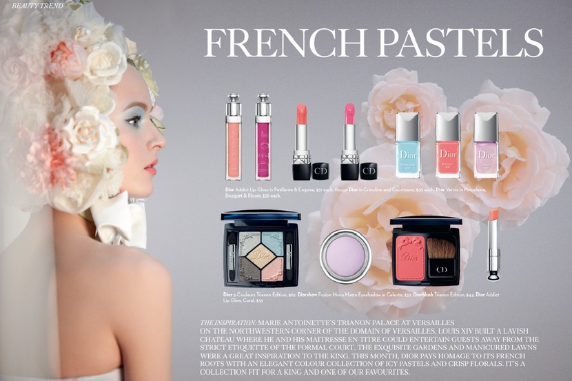 Dior and YSL New Collections