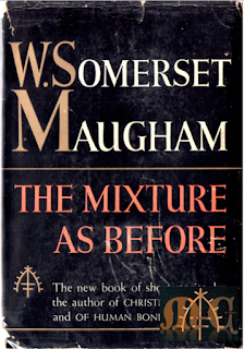 The Mixture As Before (1940) - W. Somerset Maugham