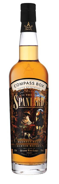 Compass Box Story of the spaniard