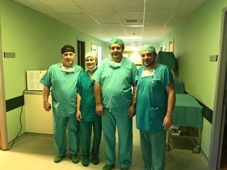 Νέες χειρουργικές επεμβάσεις του Ουρολογικού Τμήματος του Γενικού Νοσοκομείου Κατερίνης στο πλαίσιο της αναβάθμισης των παρεχόμενων υπηρεσιών στους πολίτες
