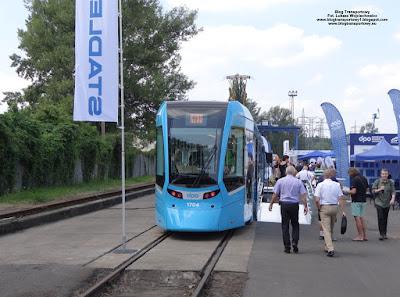 """Stadler Tango NF2 """"nOVA"""", Czech Raildays 2018"""