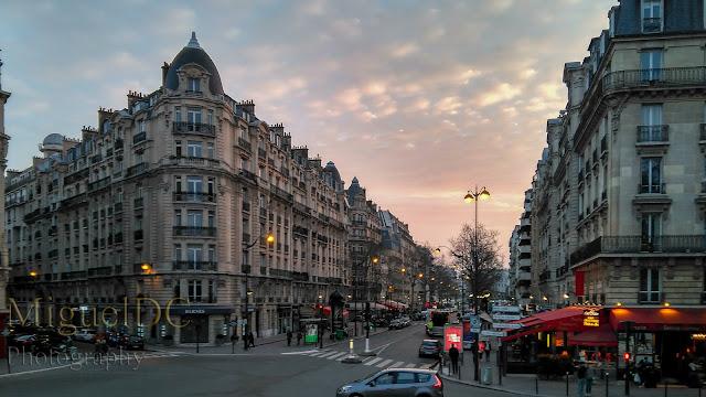 Calle de Tienda en París