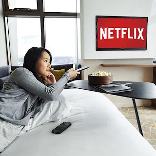 Netflix da vedere in hotel: ancora più facile