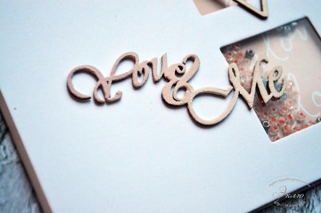 "Студия ""Эклю"", открытка к Дню Святого Валентина, @koshchavtseva_irina @tarasova_dariya @studio_eklyu @chipboardmagazin"
