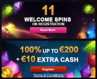 Videoslots promotions, jackpots, bonuses and free spins