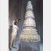 Rapper Gucci sobe ao altar com direito a bolo de 237 mil