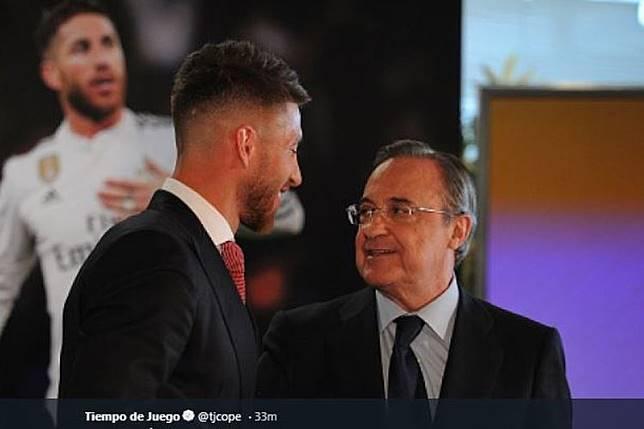 Ronaldo dan 3 Kapten Madrid Korban Kekejaman Florentino Perez