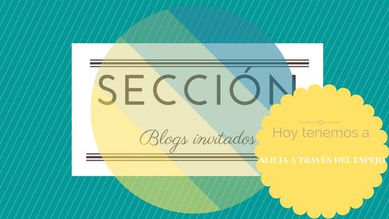 Cartel de blog invitado: Alicia a través del espejo