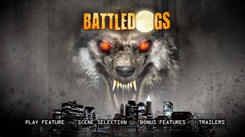 Perros de Batalla (Battle Dogs)
