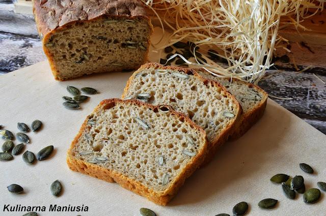 Chleb pytlowy na zakwasie - październikowa piekarnia