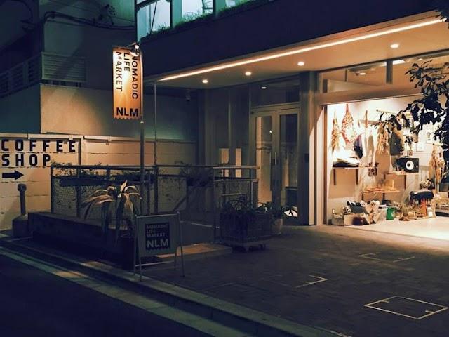 【日本尋寶】原宿格調懷舊店 NOMADIC LIFE MARKET