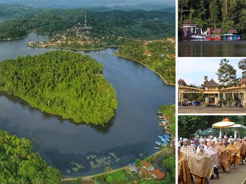 Situ Lengkong Panjalu Wisata Alam Dan Wisata Religi Di
