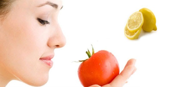 Dark Circles Remove by Tomato and Lemon