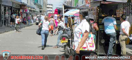 Especulan con artículos de primera necesidad   Rosarienses, Villa del Rosario