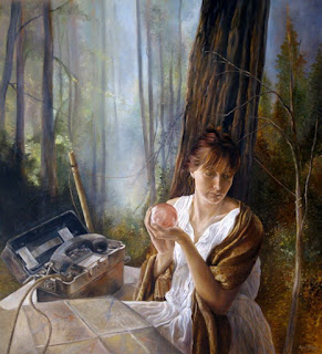 composiciones-mujeres-pensativas-pinturas-oleo