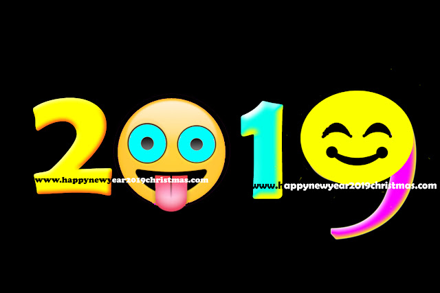 happy new year 2019 images 3d