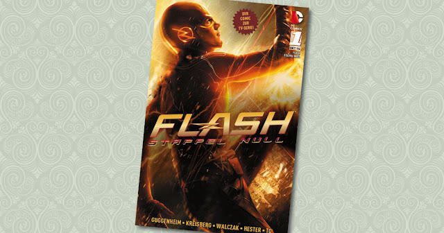 Flash Staffel Null Panini Cover
