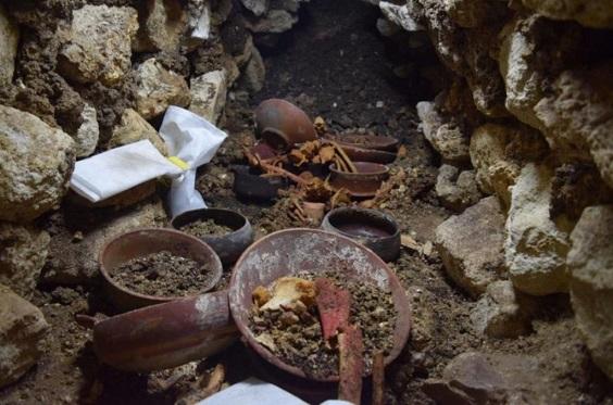 Le tombeau d'un dirigeant maya du début de l'époque classique découvert au Guatemala:
