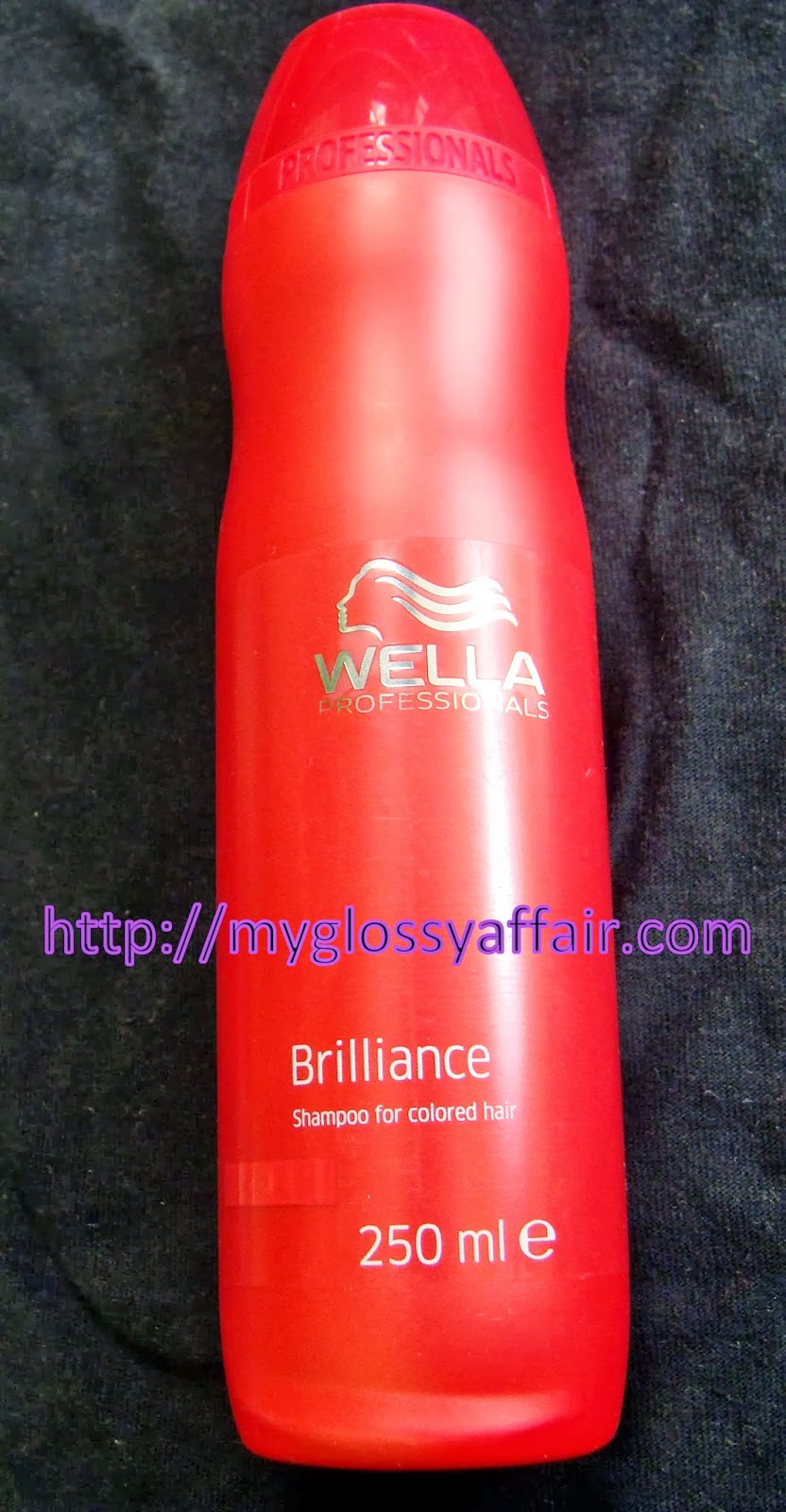 Wella Professionals Brilliance Shampoo For Coloured Hair Review Parfum Putri